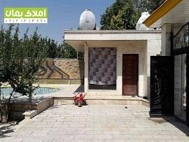 باغ ویلای 1250 متری استخردار با سرایداری در کردامیر شهریار