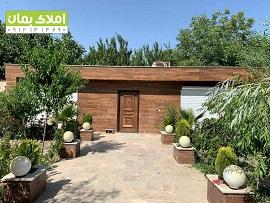 باغ ویلای خوش ساخت 500 متری استخر دار در قشلاق