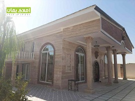 1700 متر باغ ویلا با بنای 350 متری دوبلکس سه خوابه در اسفند آباد ملارد