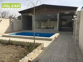 500 متر باغ ویلا استخردار شهرکی در ملارد