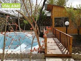 باغ ویلای 500 متری خوش ساخت شیک در لم آباد ملارد