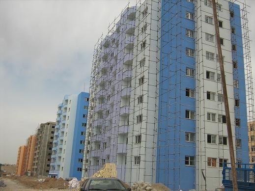 رهاکردن پیمانکاران پروژه مسکن مهر
