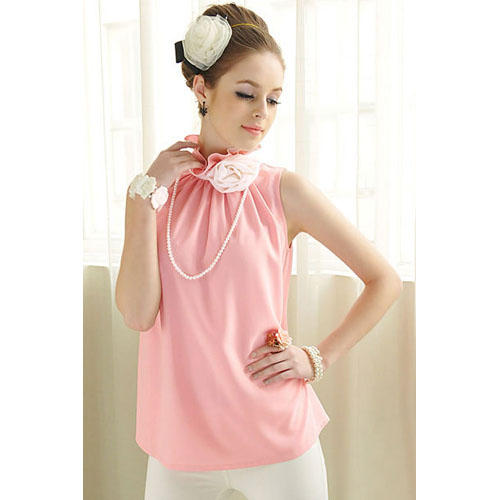 A2-Sleeveless_Pullover_Blouse_with_Flower_Ruffled_Stand_Collar_Pleated_Top_2.jpg
