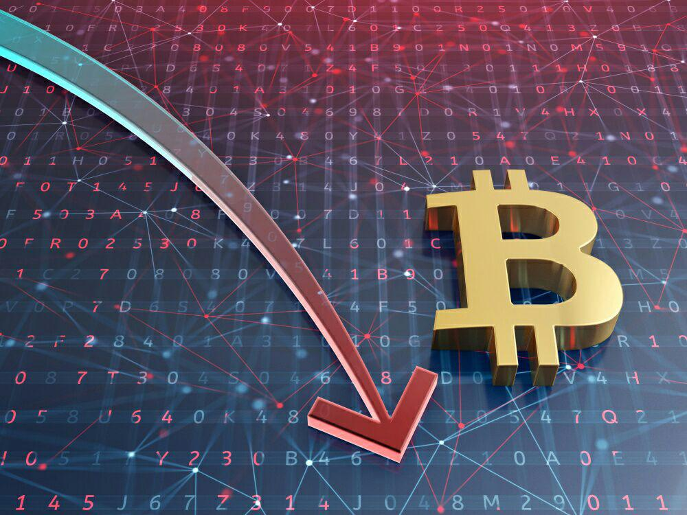 Bitcoin 30% fall is set at $ 8600