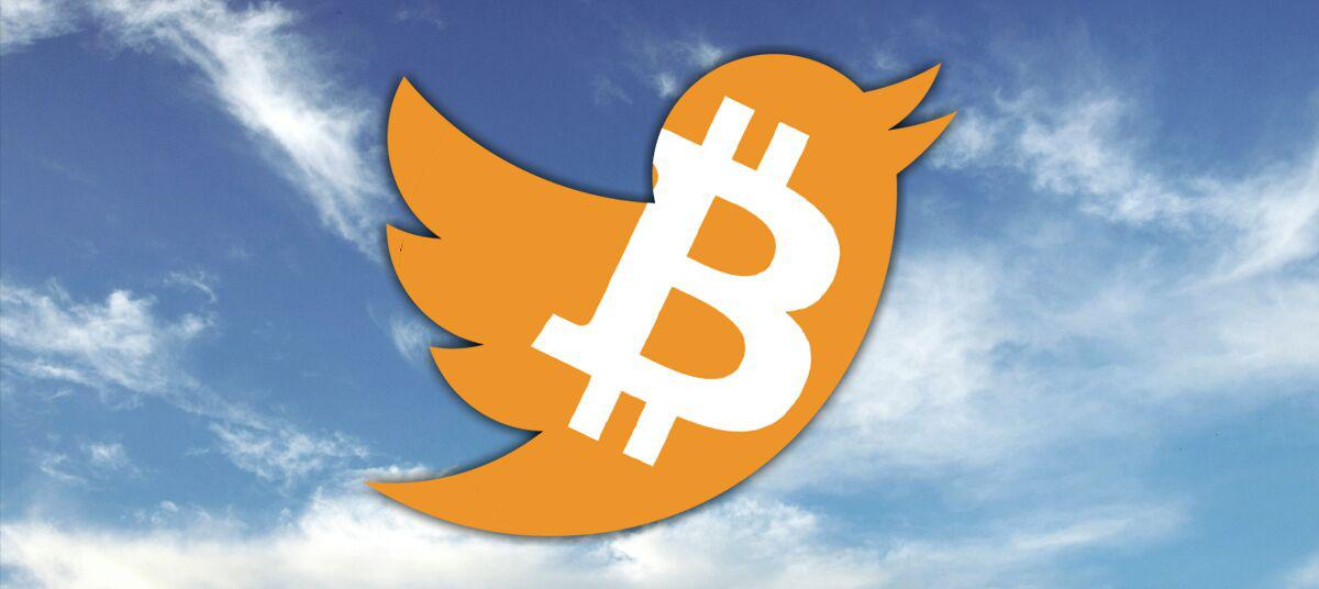 Bitcoin transfer free of charge with the help of twitter