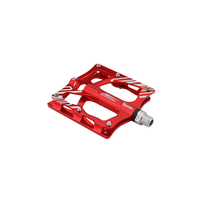 پدال دوچرخه انرژی مدل K307 قرمز کد-ER2154