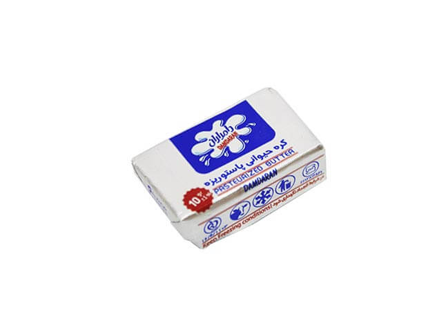 Pasteurized Butter10gr