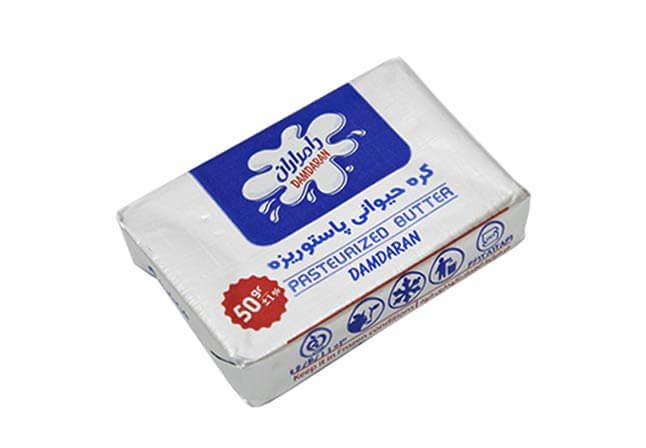 Pasteurized Butter50gr