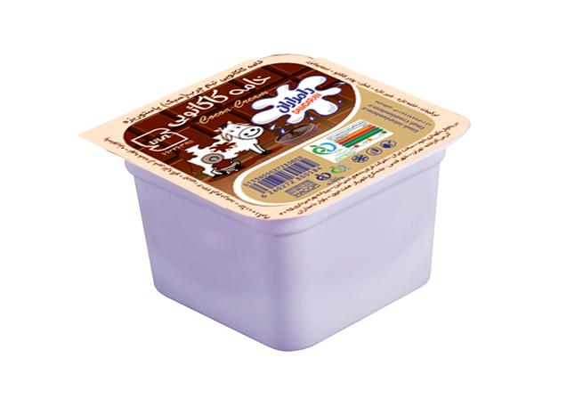 خامه شکلاتی 100گرمی