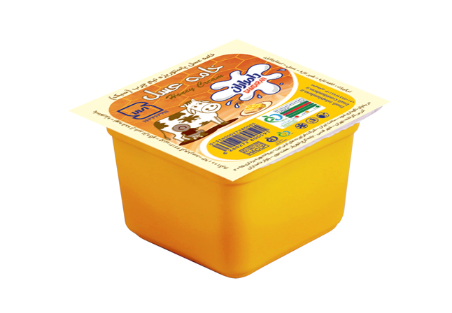 half Fat (Light) Pasteurized Honey Cream
