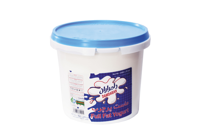 Probiotic full fat Yogurt 1500gr