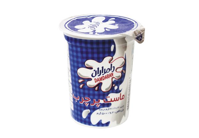 Probiotic full fat Yogurt 500gr