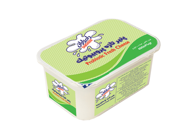 Probiotic fresh Cheese