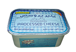 Distributable Pasteurized Process Cheese 400gr