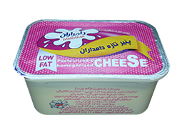 Low Fat pasteurized Fresh cheese