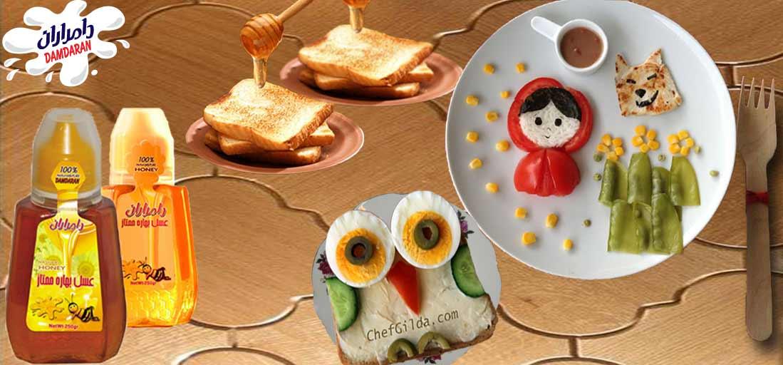 تأثیر صبحانه بر هوش کودکان