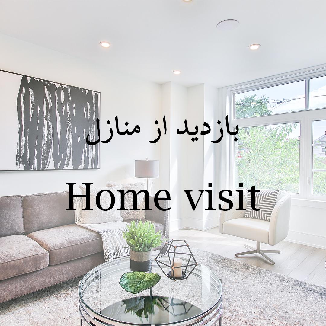 معرفی ابزارهای تجقیقات بازار: بازدید از منازل Home visits