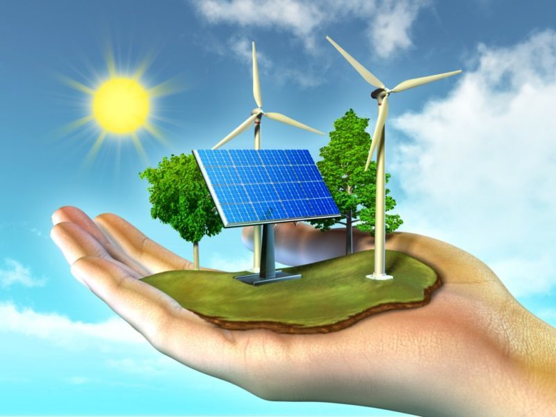 تولید انرژی های تجدید پذیر در انگلستان از گاز پیشی گرفت