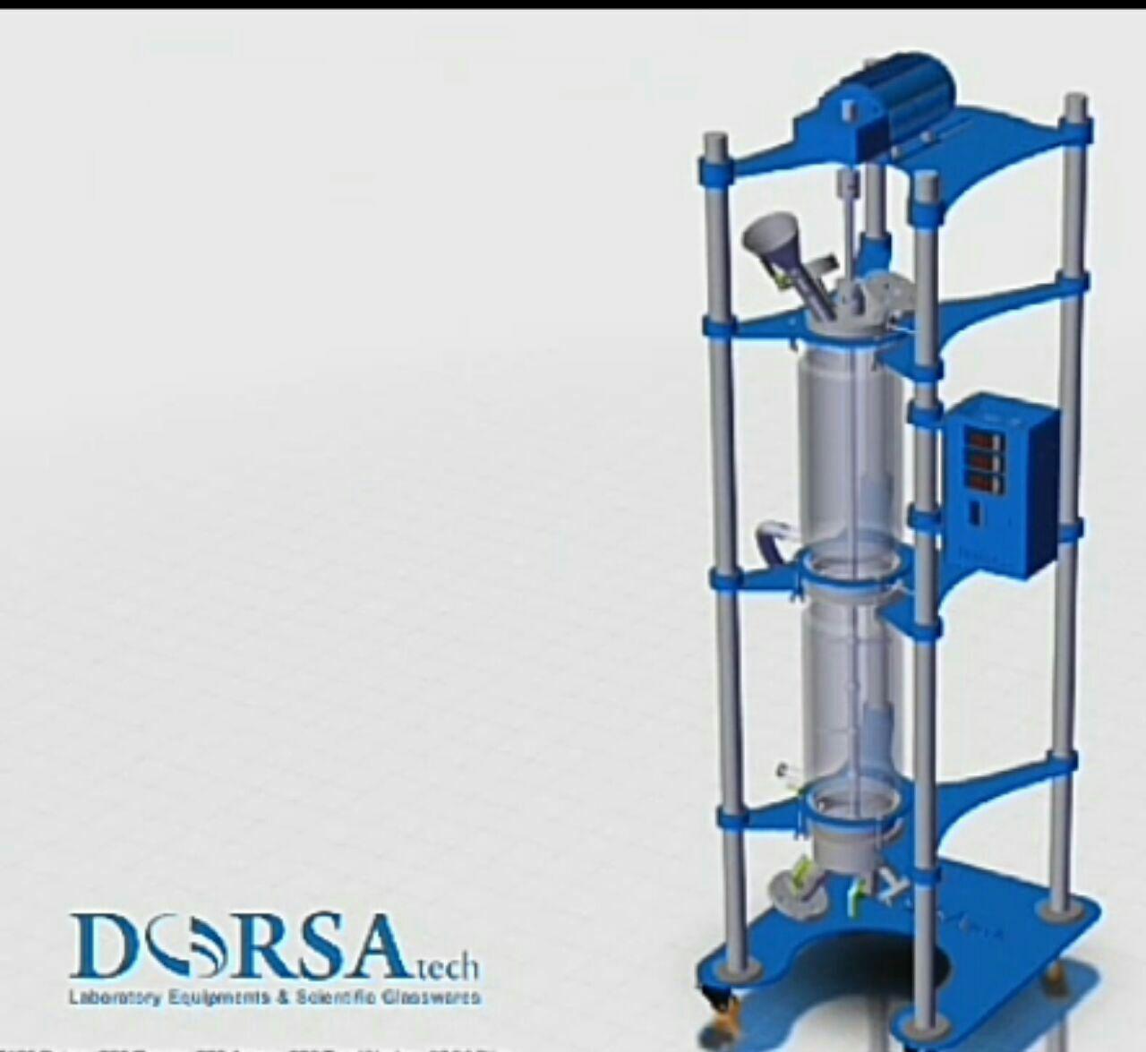 """ساخت راکتور شیمیایی """"شرکت فناوری پتروشیمی ایران """" به صورت سفارشی و اختصاصی"""