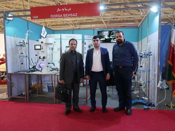 نمایشگاه بین المللی نفت و گاز، زمینه ساز صادرات تولیدات درساتک