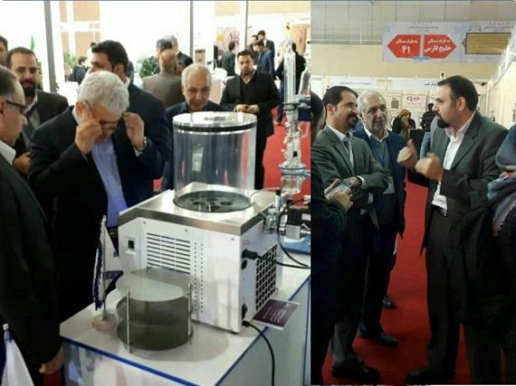 حضور پررنگ شرکت درسا تک در ششمین نمایشگاه تجهیزات آزمایشگاهی ساخت ایران