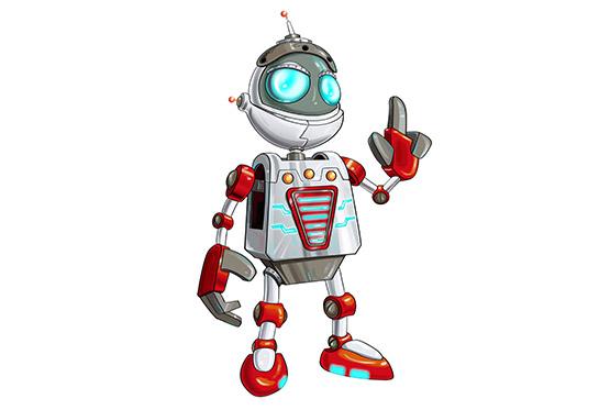 شهربازی ربات(همدان)