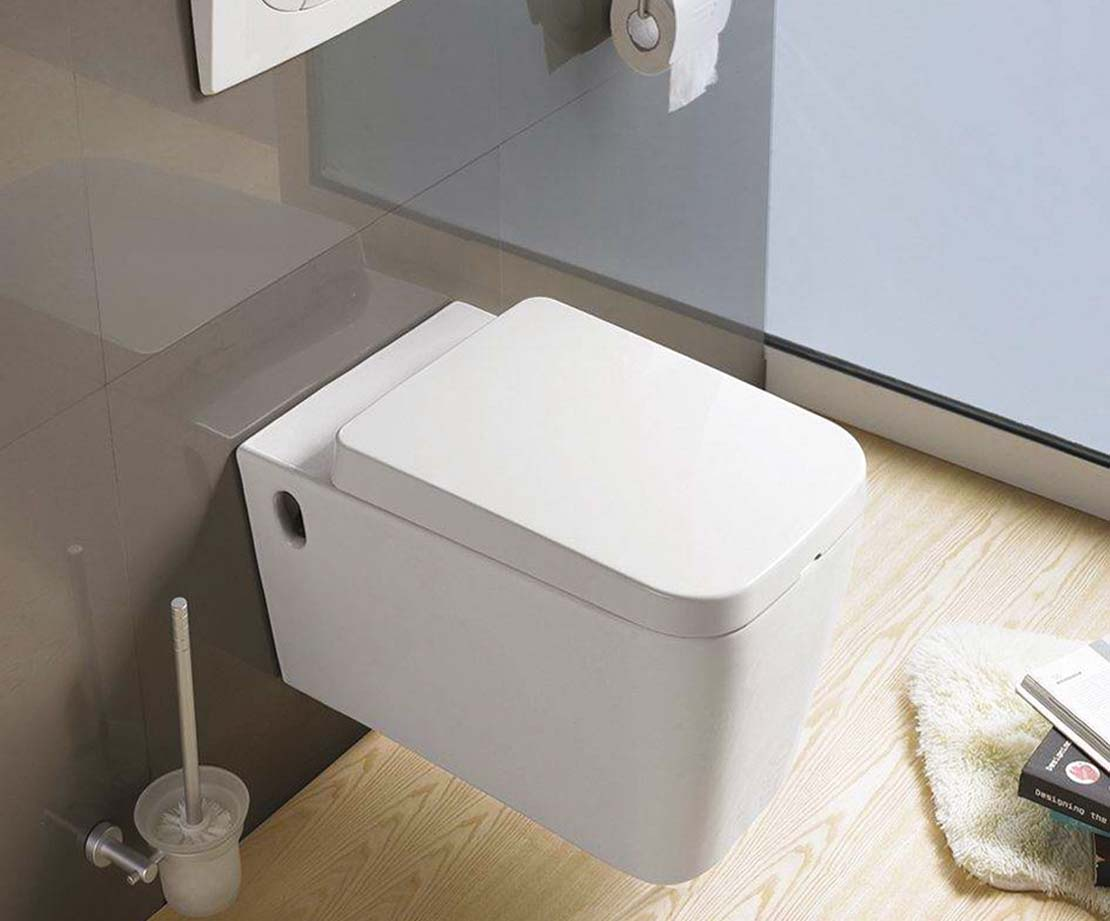 توالت وال هنگ مدل WT13