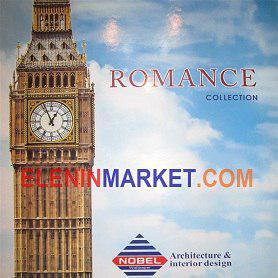 آلبوم کاغذ دیواری رومنس کاغذدیواری رومنس ROMANC