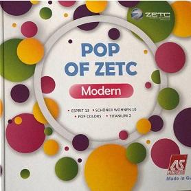 آلبوم کاغذ دیواری پاپ کاغذدیواری پاپ POP OF ZETC