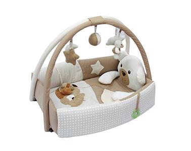 تخت بازی نوزاد