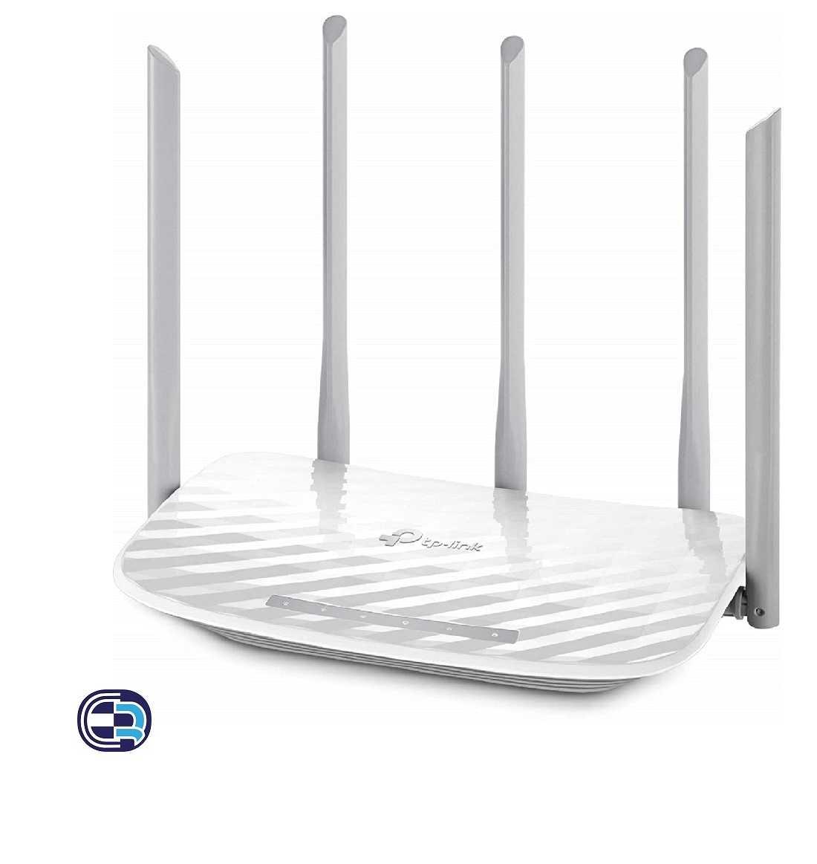 روتر بیسیم تی پی لینک Archer C60 AC1350 Wireless Dual Band Router