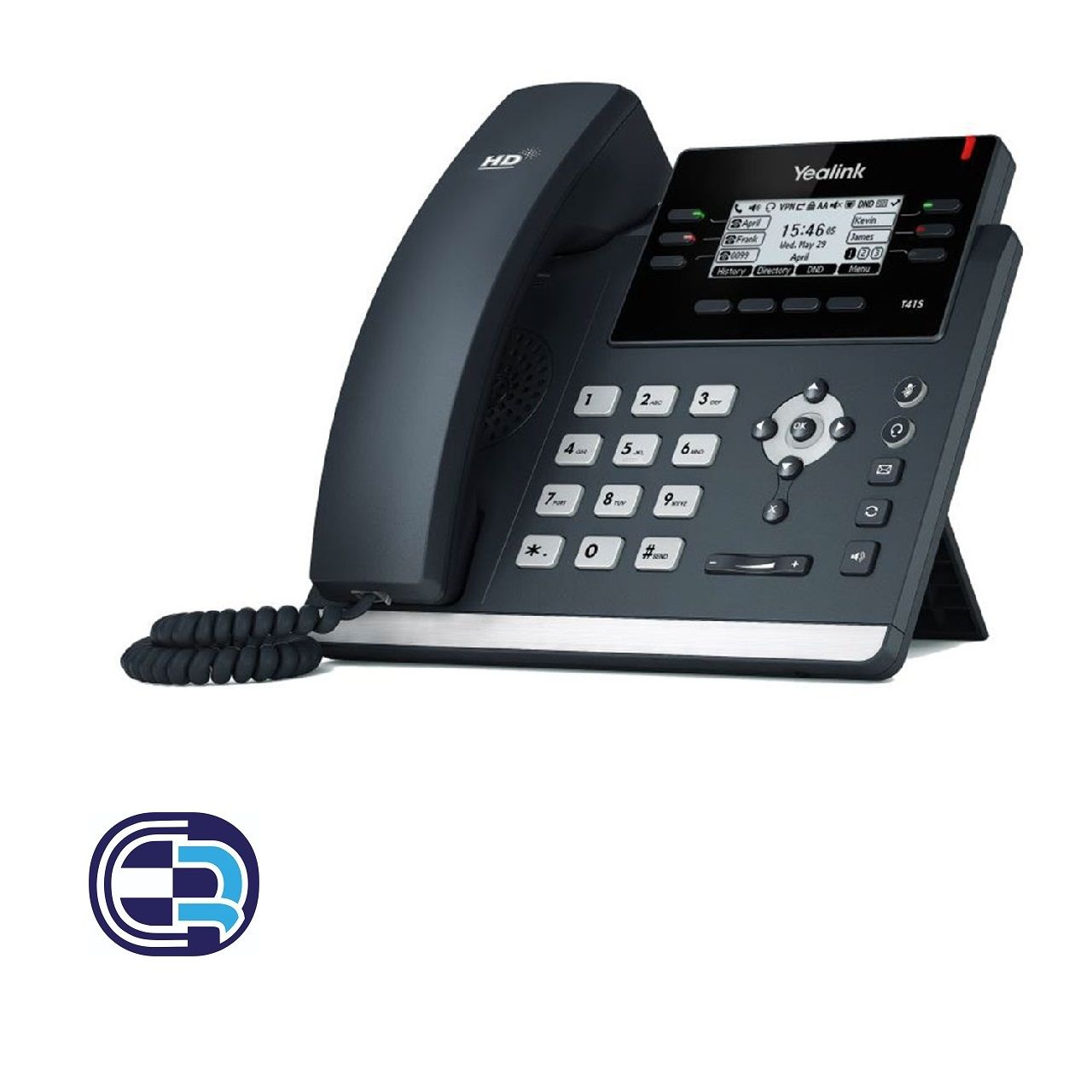آی پی فون یالینک Yealink SIP-T41S IP Phone T41S