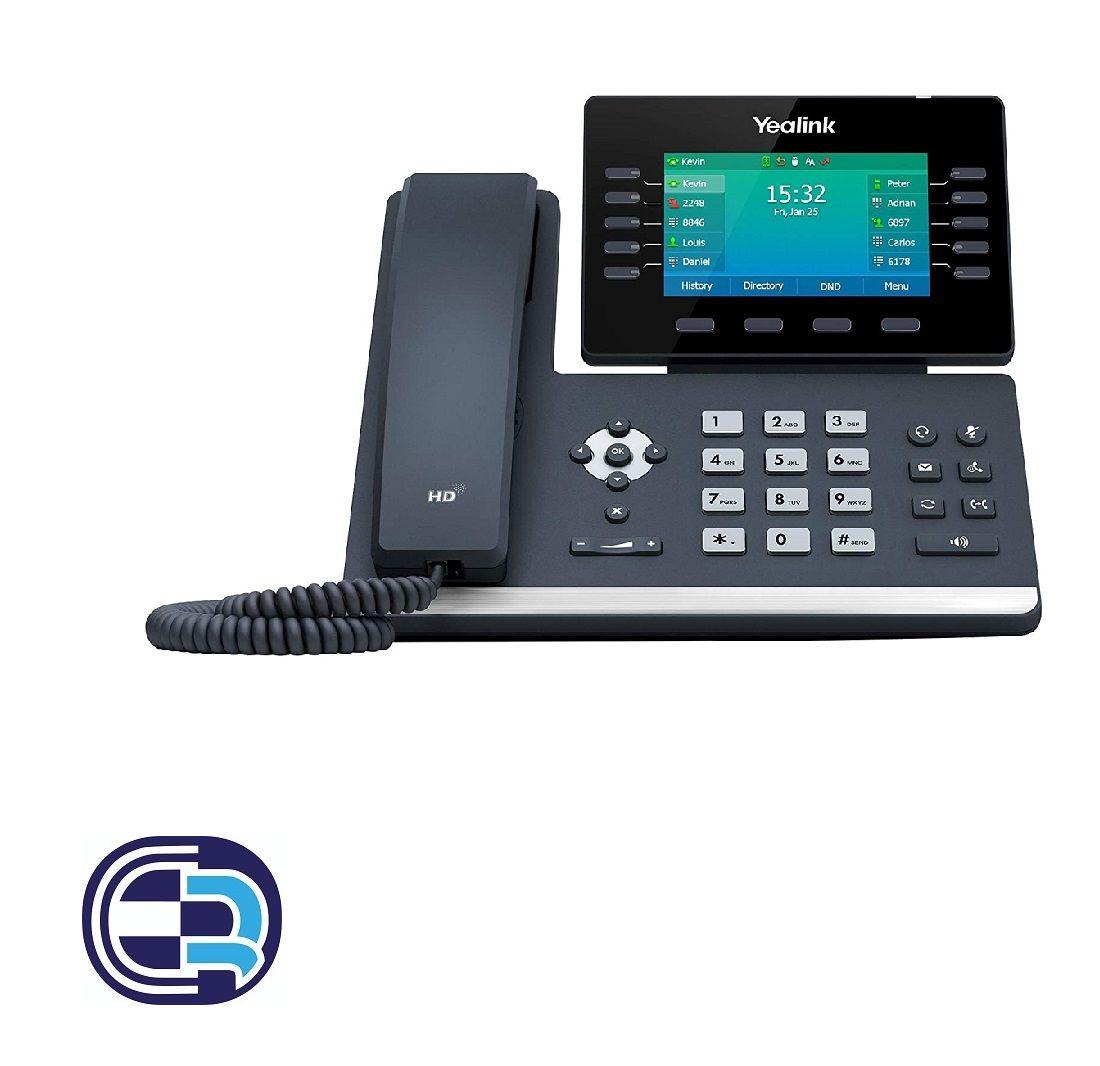 آی پی فون یالینک Yealink SIP-T54W IP Phone T54W