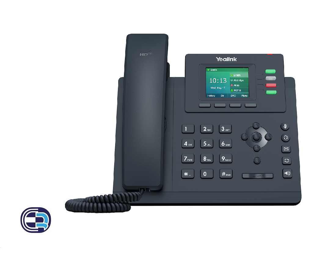 تلفن تحت شبکه یالینک Yealink SIP-T33G
