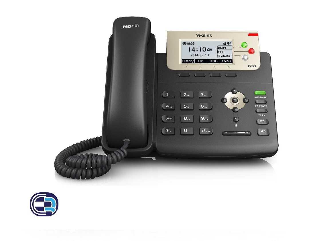 گوشی یالینک SIP-T23G