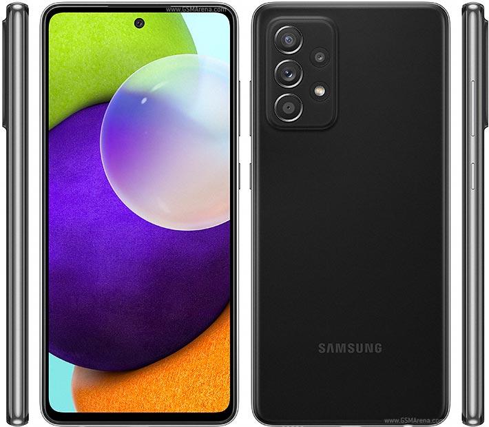 گوشی موبایل سامسونگ مدل A52 5G دو سیمکارت ظرفیت 128گیگابایت و رم 8 گیگابایت