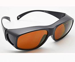 عینک ایمنی لیزر مدل F-001