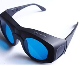 عینک ایمنی لیزر مدل F-003