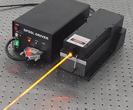لیزر نارنجی (590 تا 605 نانومتر)