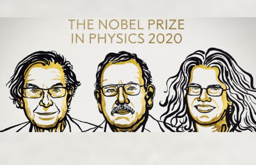 Noble Prize in physics