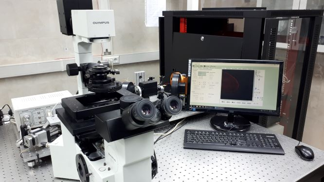 میکروسکوپ کانفوکال
