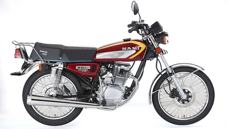 موتور سیکلت نامی