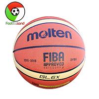 توپ بسکتبال مولتن جی ال ایکس (3 سایز)