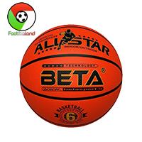 توپ بسکتبال بتا اِستریت سایز 6