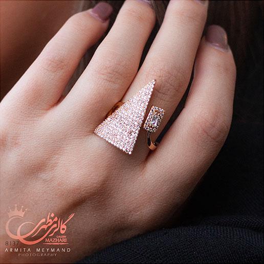 انگشتر مثلث