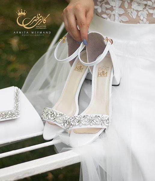 کفش ab دیزاین شده