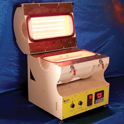 کوره آزمایشگاهی تیوبی / 1200 درجه سانتیگراد / منطقه حرارتی 400 میلیمتر