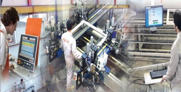 تجهیزات مدرن شرکت الوماتک آلمان