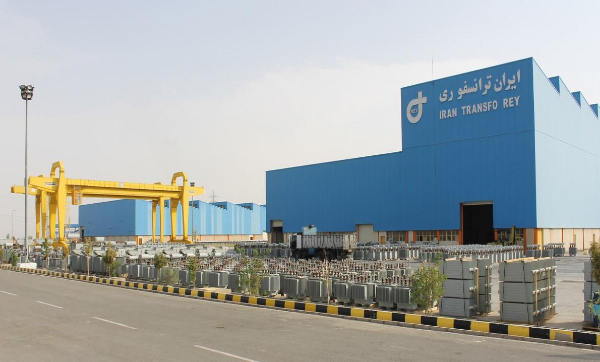 ایران ترانسفو - شهرک صنعتی پرند