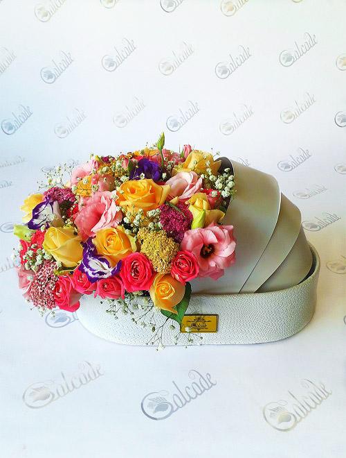 باکس گل تولد نوزاد CGC-129